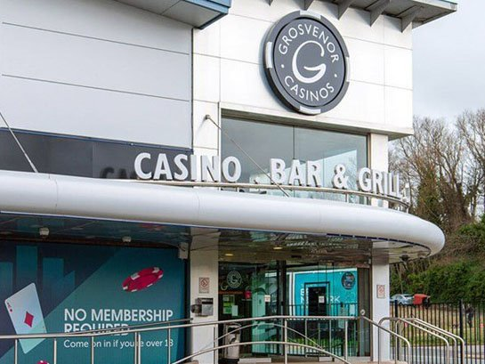 Grosvenor Casino Manchester Bury New Road