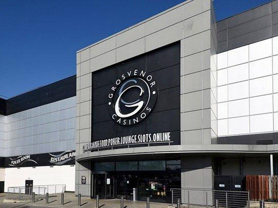 Grosvenor Casino Sheffield
