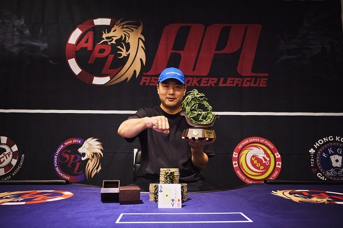 Steve Yea wins the Asia Poker League High Roller event for US$ 114K; APL Online Series ongoing