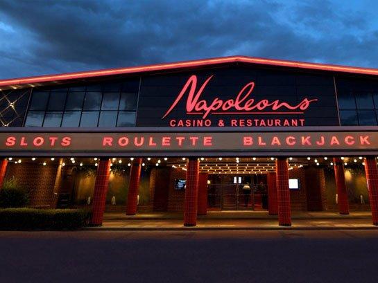 Napoleons Casino Sheffield