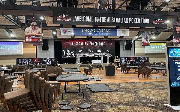 Lockdown in Sydney abruptly cancels the ongoing Australian Poker Tour festival