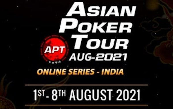APT Online Series India IN₹ 8 Crore GTD set to run from August 1 to 8 at PokerBaazi.com