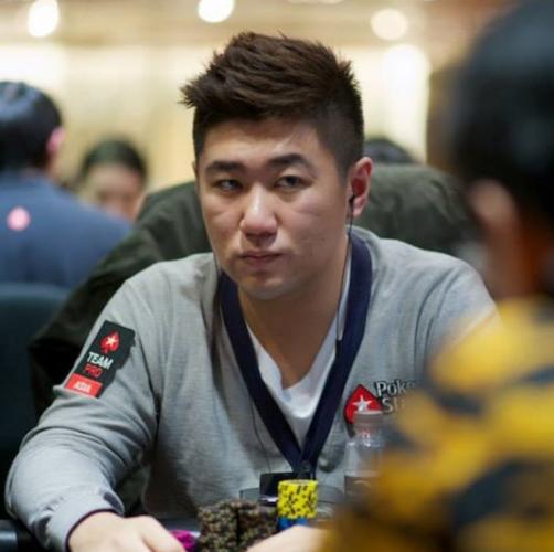 Diwei Bryan Huang 502x500
